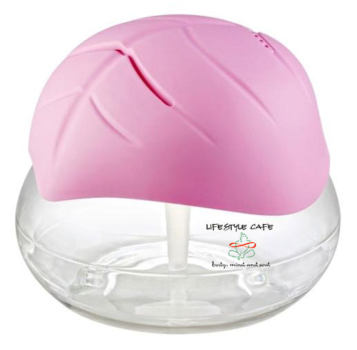PerfectAire Air Purifier And Ioniser Pink Blissfull