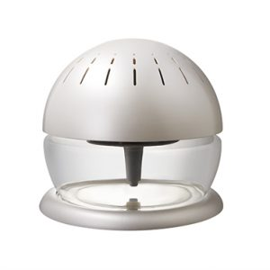 PerfectAire Air Purifier - Mini Magic Snow-Ball - pearl